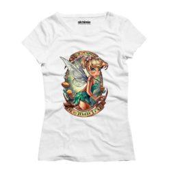 trilly maglia principesse tatuate t-shirt tattoo disney