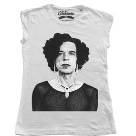 t-shirt mick jagger rolling stones