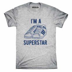 superstar maglia uomo