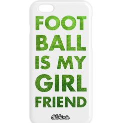 football is my girl friend cover iPhone