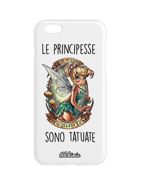 custodia iphone 7 disney principesse