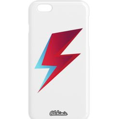 Flash david bowie cover iphone