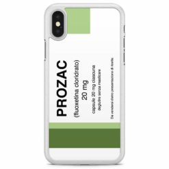 Cover Prozac medicinali farmaci iPhone