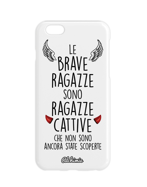 Le brave ragazze cover iphone