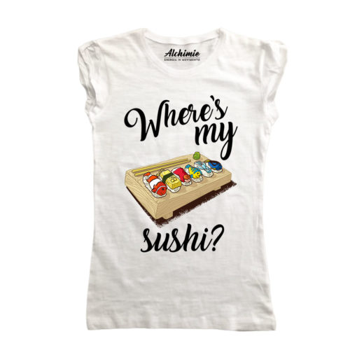 where is my sushi