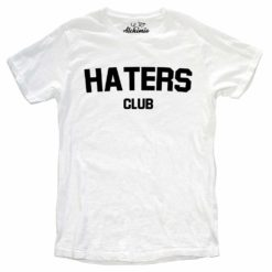 haters club maglia t-shirt