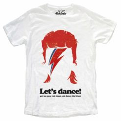 David Bowie let's dance t-shirt