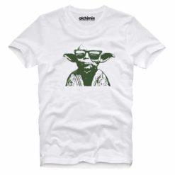 yoda Star Wars guerre stellari t-shirt maglia