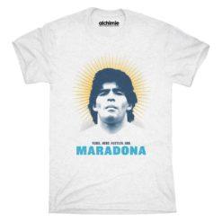 Diego armando maradona t-shirt maglia