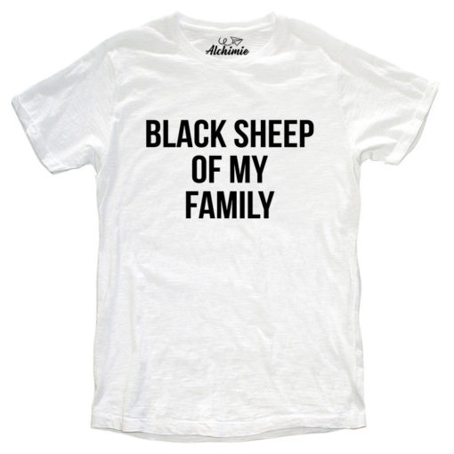 black sheep of my family