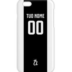 cover iphone juventus personalizzata
