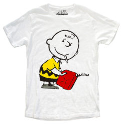 Charlie Brown Firestarter Banksy