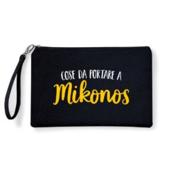 cose da portare a Mikonos pochette