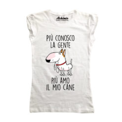 Bull Terrier - Più conosco la gente più amo il mio cane