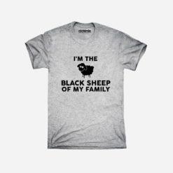 black sheep of my family