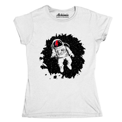 Major Tom David Bowie maglia maglietta t-shirt