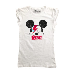 Mickey Mouse Rebel rebel bowie