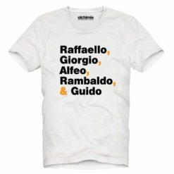 amici miei Raffaello, Giorgio, Guido, Alfeo & Rambaldo