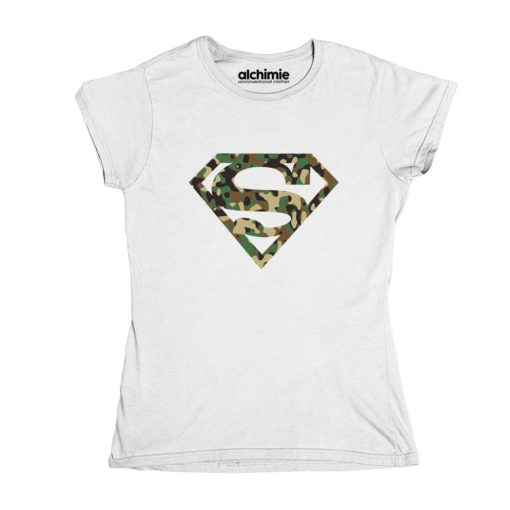 super girl camouflage