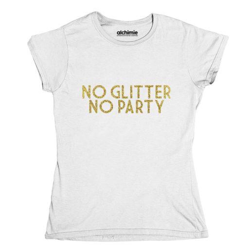 no glitter no party