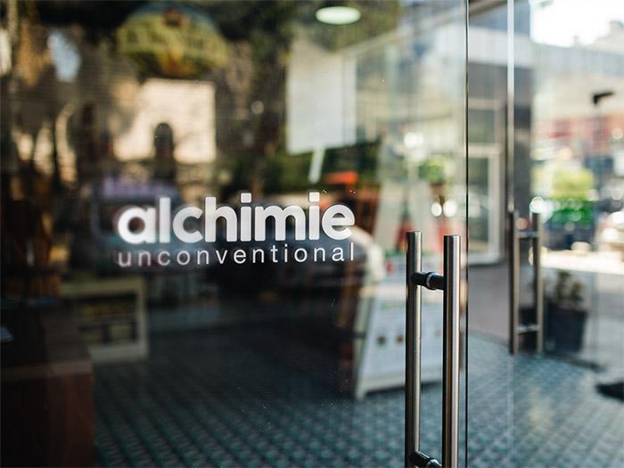 rivenditori alchimie