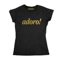 adoro adoro! maglia donna t-shirt