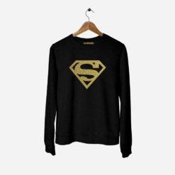 supergirl felpa donna maglia